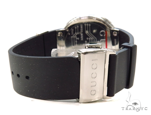 Prong Diamond Bezel Gucci Digital Watch Gucci