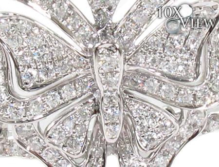 Prong Diamond Bracelet 32072 Bangle
