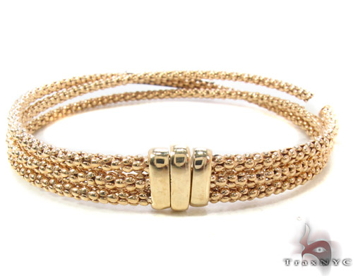 Prong Diamond Bracelet 33856 Diamond