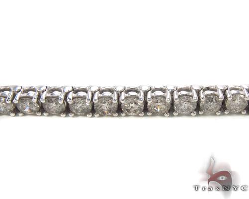 Prong Diamond Bracelet 34047 Tennis