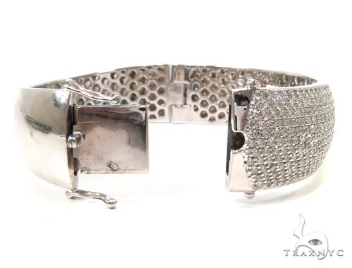 Prong Diamond Bracelet 37567 Diamond