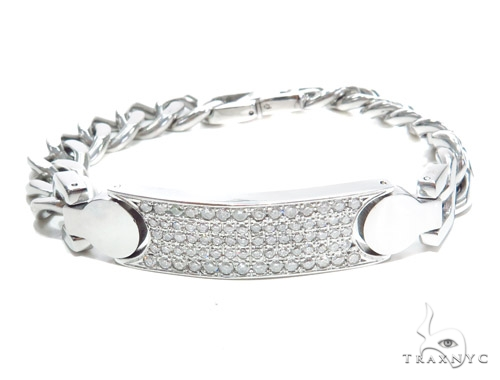Prong Diamond Bracelet 43360 Diamond