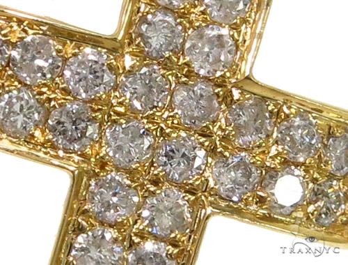 Prong Diamond Cross 40374 Style