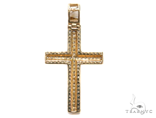 Prong Diamond Cross 41925 Diamond