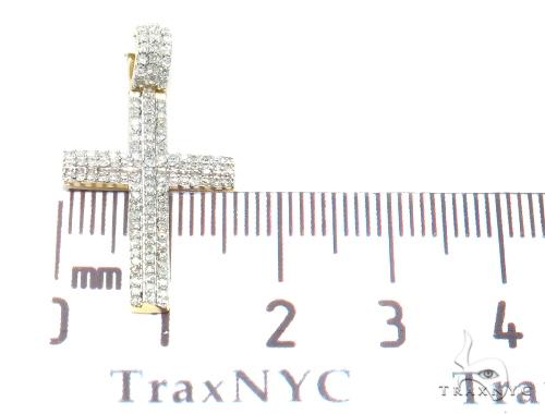 Prong Diamond Cross 41925 Diamond