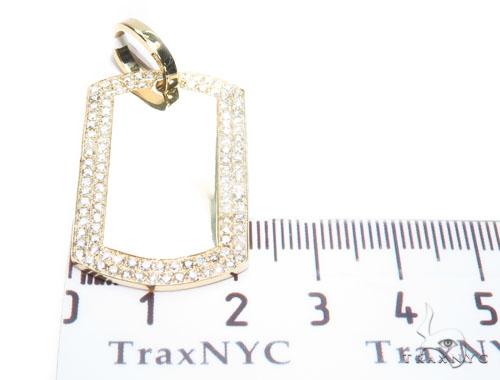 Prong Diamond Dog Tag 42498 Style