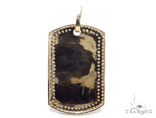 Prong Diamond Dog Tag 42499 Style