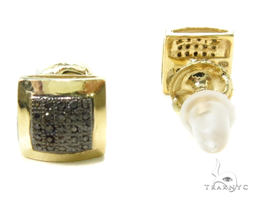 Prong Diamond Earrings 37668 Stone