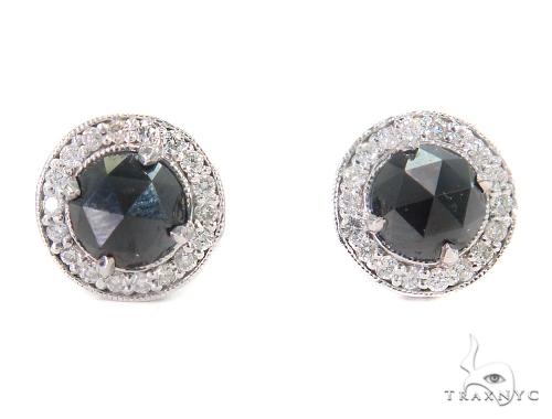 Prong Diamond Earrings 43887 Style