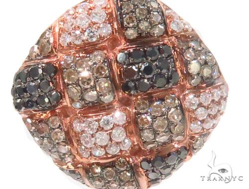 Prong Diamond Earrings 44730 Stone
