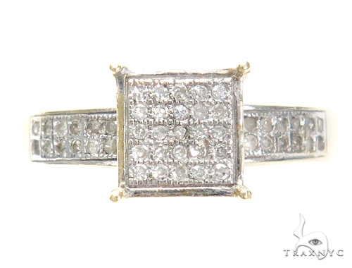 Prong Diamond Engagement Ring 41017 Engagement