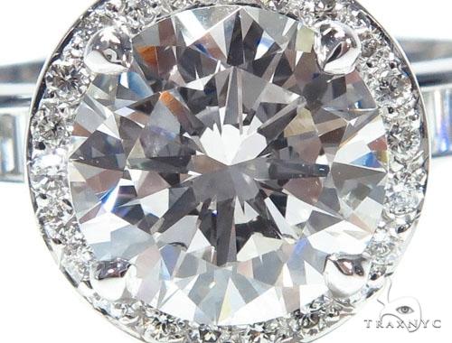 Prong Diamond Engagement Ring 41813 Engagement