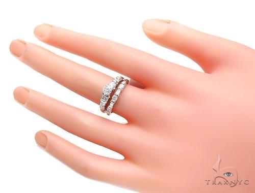 Prong Diamond Engagement Ring 42095 Engagement