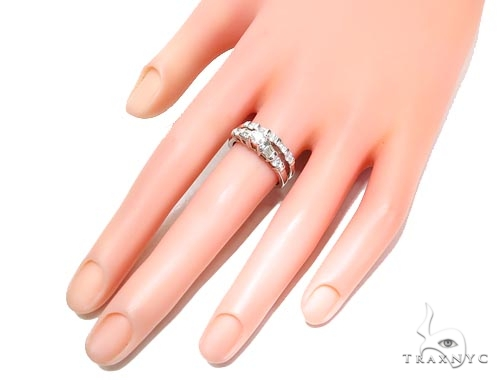 Prong Diamond Engagement Ring 42095 Engagement
