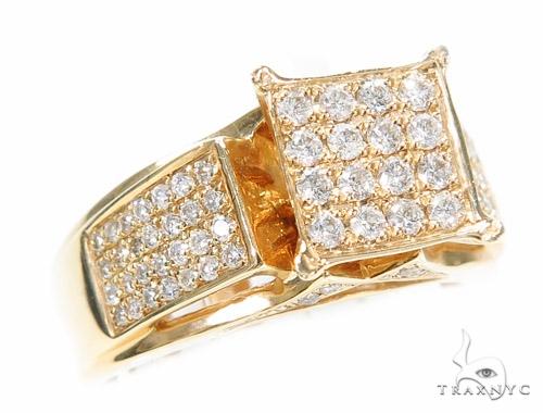Prong Diamond Engagement Ring 42194 Engagement
