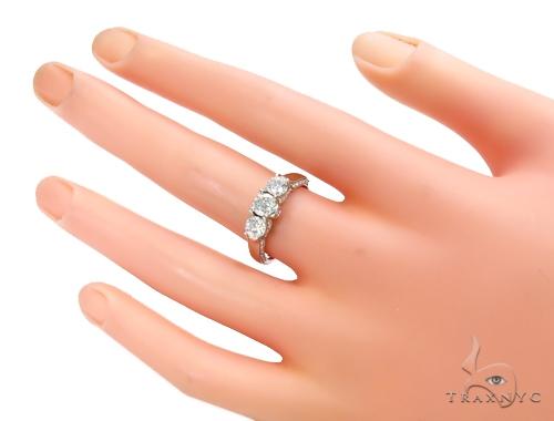 Prong Diamond Engagement Ring 44549 Engagement