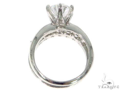 Prong Diamond Engagement Ring 49003 Engagement