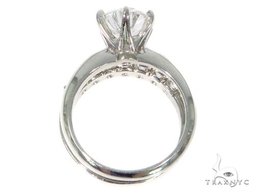 Prong Diamond Engagement Ring 49003 Engagement