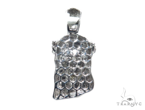 Prong Diamond Jesus Piece 41606 Style