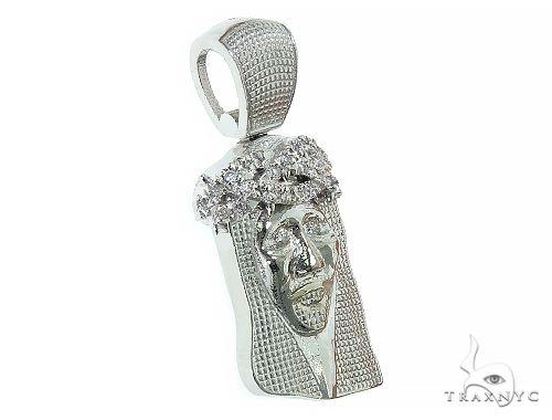Prong Diamond Jesus Piece 41607 Style