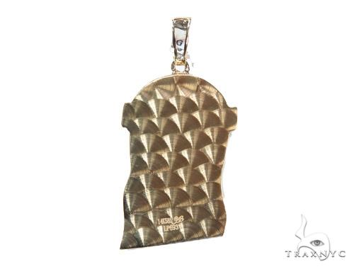 Prong Diamond Jesus Piece 42603 Style