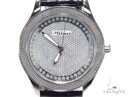 Prong Diamond JoJino Watch MJ-1039A 43821 Affordable Diamond Watches