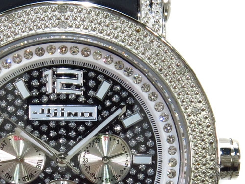Prong Diamond JoJino Watch MJ1187 40699 Affordable Diamond Watches