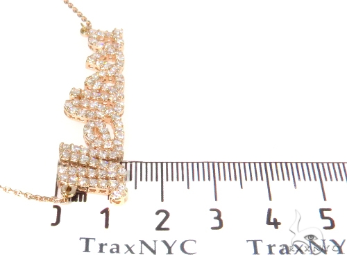 Prong Diamond Melissa Necklace 44515 Diamond