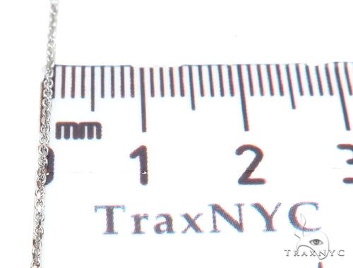 Prong Diamond Necklace 43164 Diamond