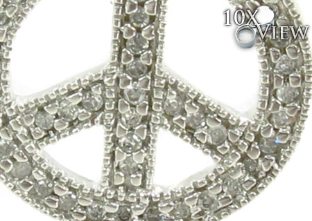 Prong Diamond Pendant 29440 Stone