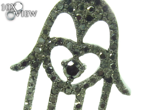 Prong Diamond Pendant 35625 Metal