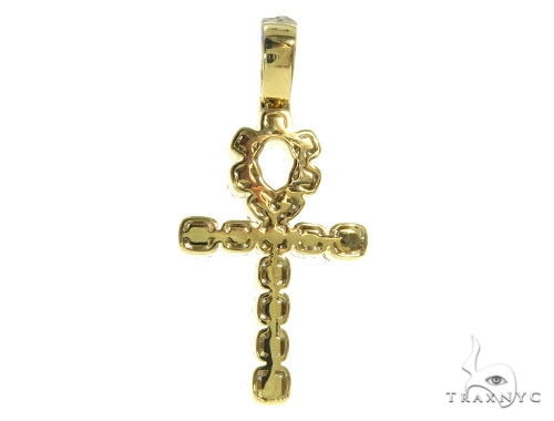 Prong Diamond Ankh 58602 Diamond