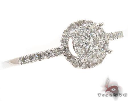 Prong Diamond Ring 31243 Engagement