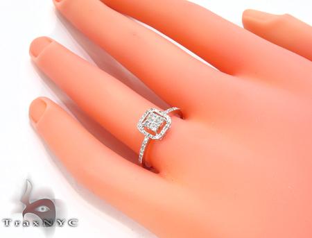 Prong Diamond Ring 31244 Engagement