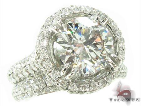 Prong Diamond Ring 32899 Engagement