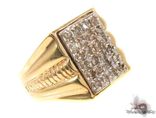 Prong Diamond Ring 35466 Stone