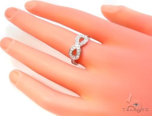 Prong Diamond Ring 35533 Anniversary/Fashion