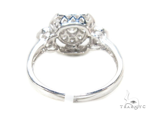 Prong Diamond Ring 35681 Anniversary/Fashion