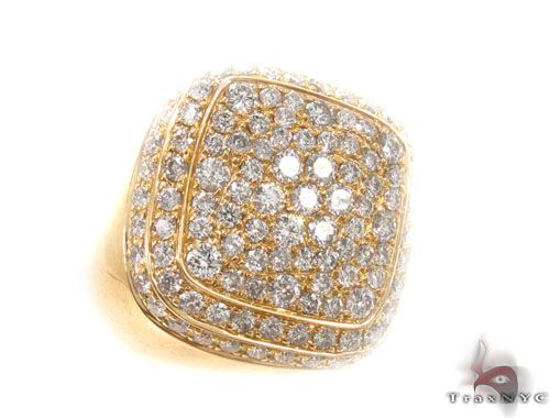 Prong Diamond Ring 35581 Style