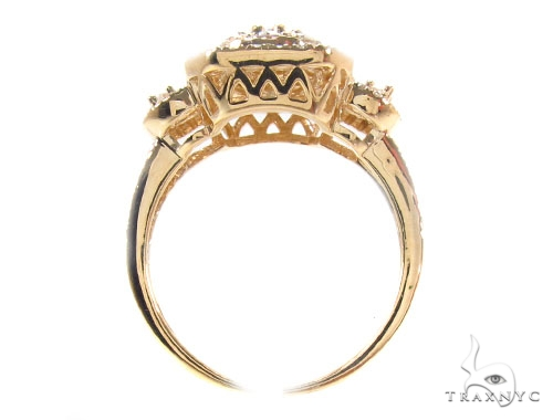 Prong Diamond Ring 35682 Anniversary/Fashion