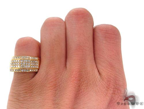 Prong Diamond Ring 35584 Stone