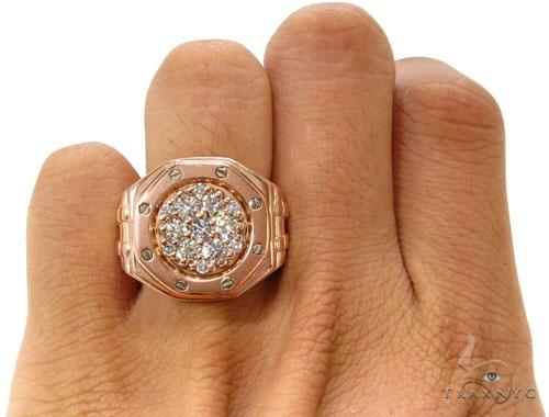 Prong Diamond Ring 36894 Stone