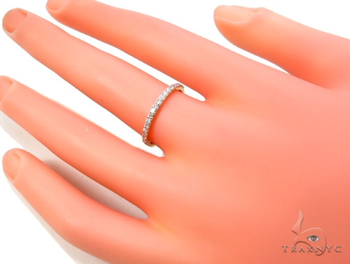 Prong Diamond Ring 36975 Wedding