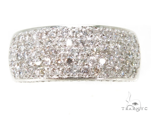 Prong Diamond Band 37320 Stone