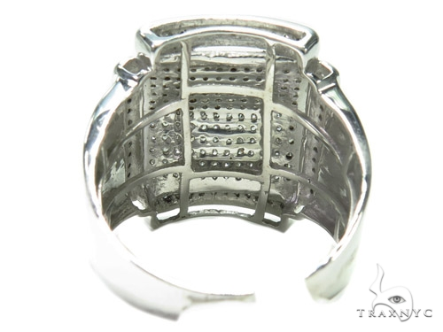 Prong Diamond Ring 40485 Stone