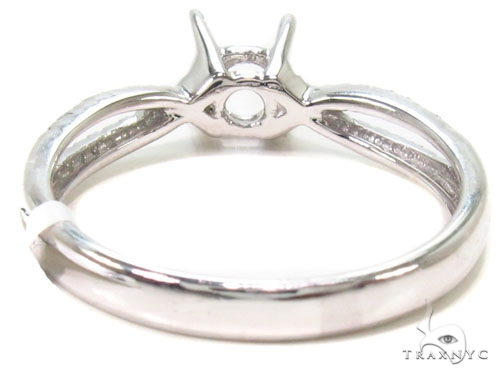 Prong Diamond Semi Mount Ring 36734 Engagement