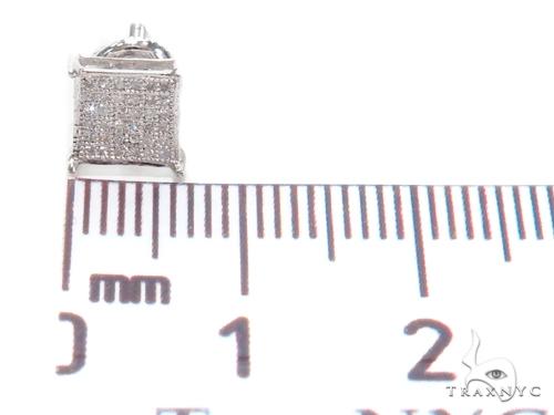 Prong Diamond Single Earring 40640 Style