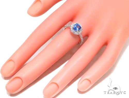 Prong Diamond Tanzanite Ring 44710 Anniversary/Fashion