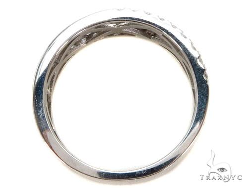 Prong Diamond Wedding Band 40687 Style