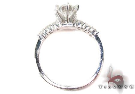 Prong Diamond Wedding Ring 30601 Engagement